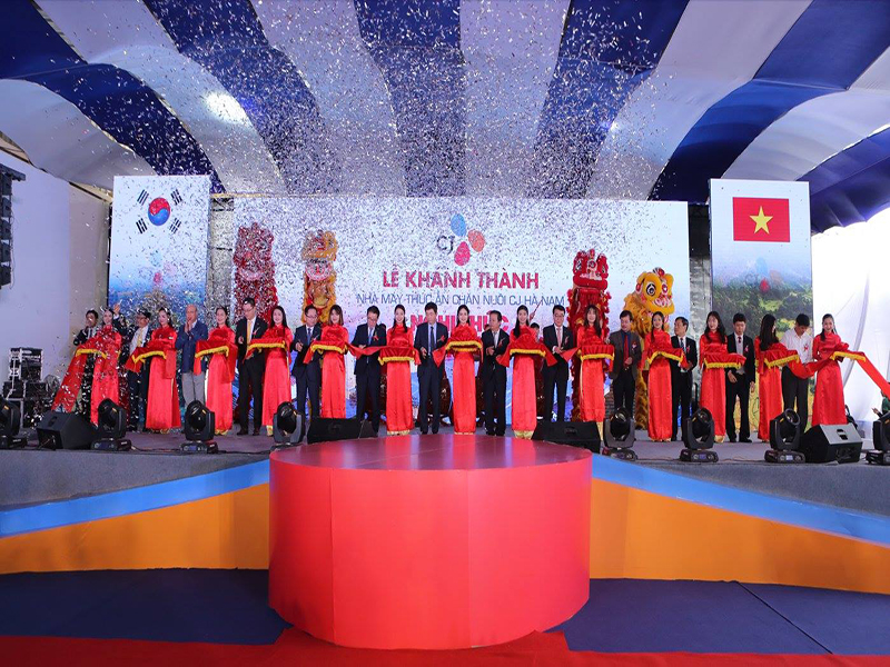 Tổ chức lễ khánh thành trọn gói ở Biên Hòa tại Revive Event