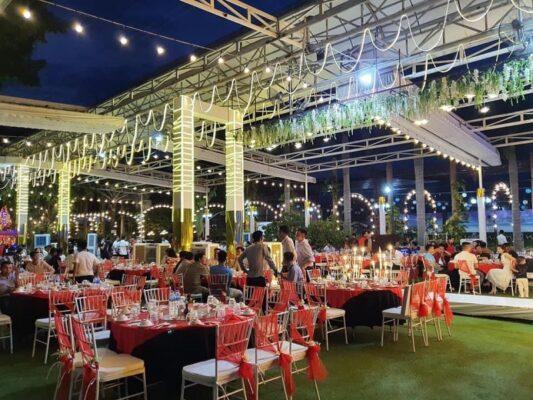 Sự kiện cuối năm Year End Party tại Biên Hòa
