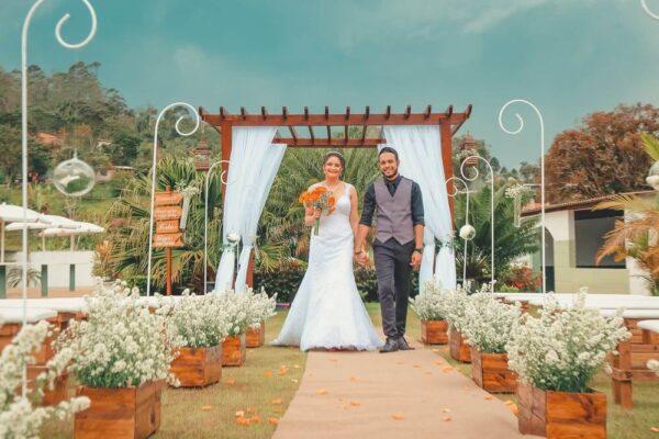 Hình thức tổ chức lễ cưới mới mẻ và tinh tế