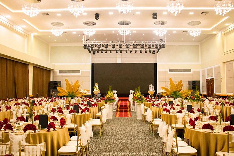 Dịch vụ tổ chức tiệc cưới trọn gói tiết kiệm chi phí