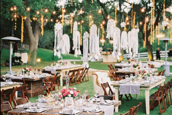Dịch vụ tổ chức tiệc cưới của Revive Event
